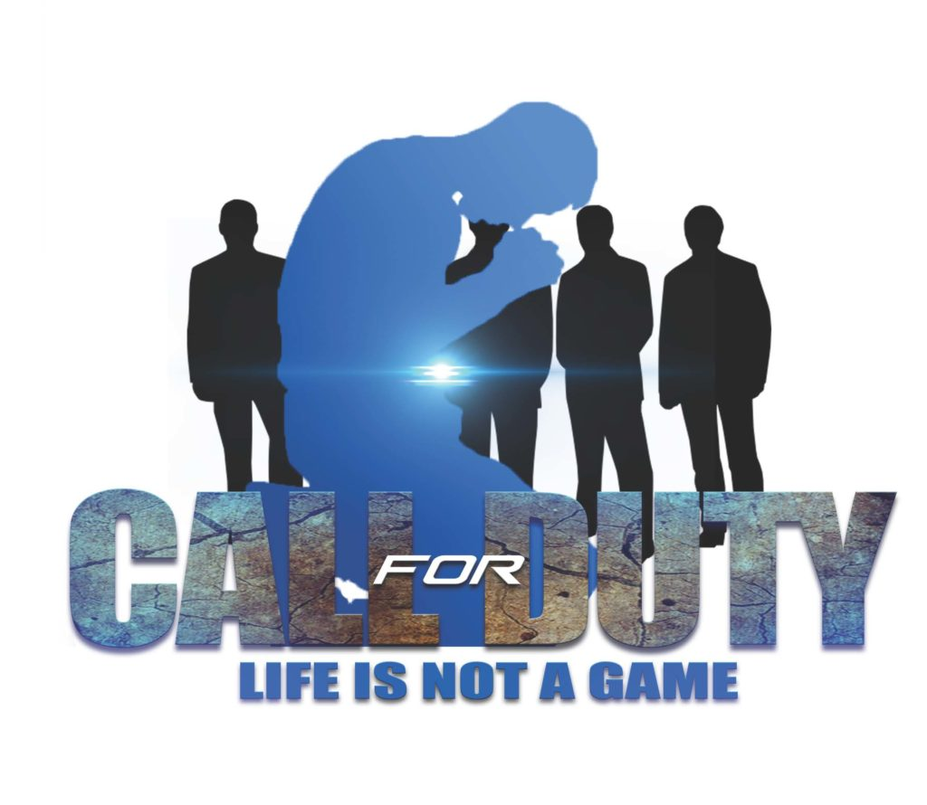 CALL FOR DUTY MEN'S GROUP