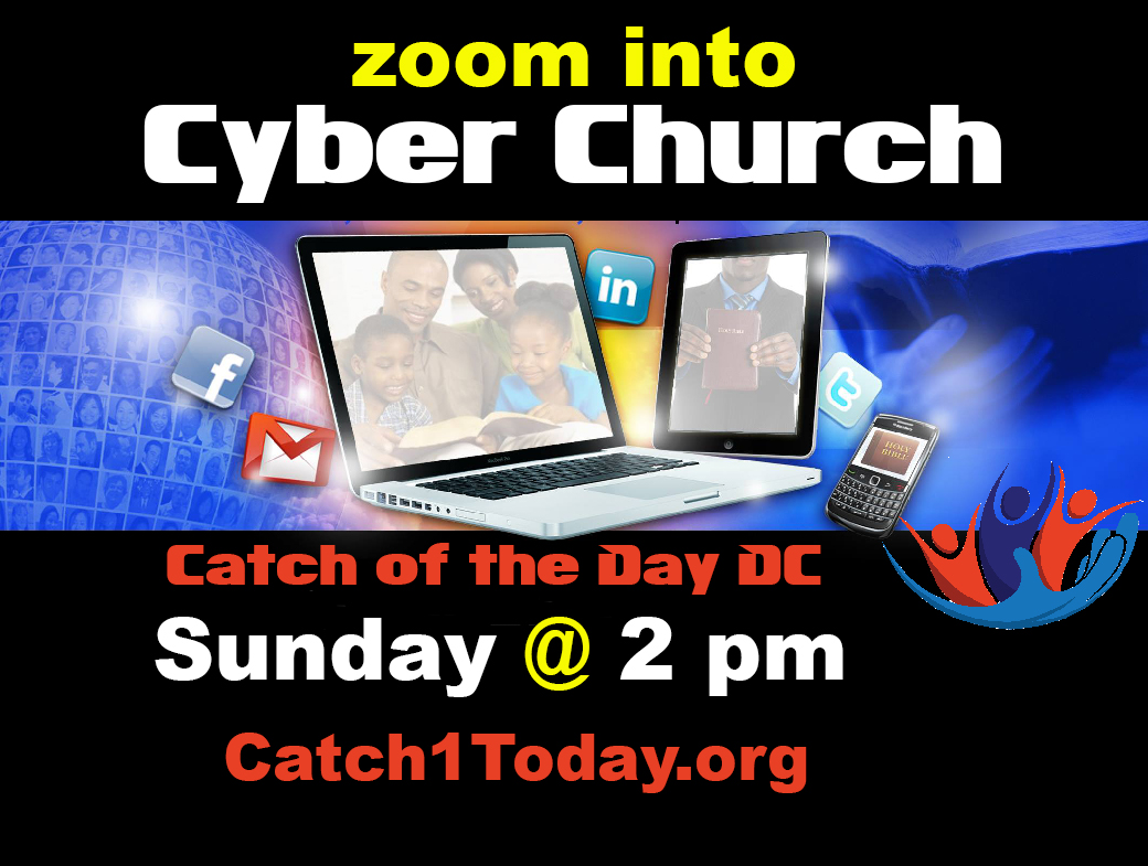 Invitation to Attend Cyber Church